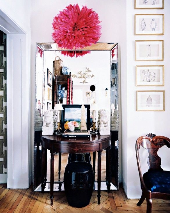 Inside A Feminine New York Apartment With Vintage Soul