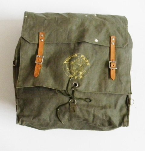 BE PREPARED Vintage 1950s Boy Scout Yucca Pack by ...