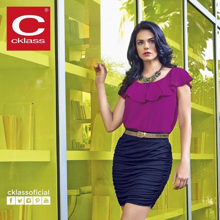 Atrae las miradas de todos luciendo grandiosa cada día con la variedad de ropa y calzado de #Cklass.www.cklass.com