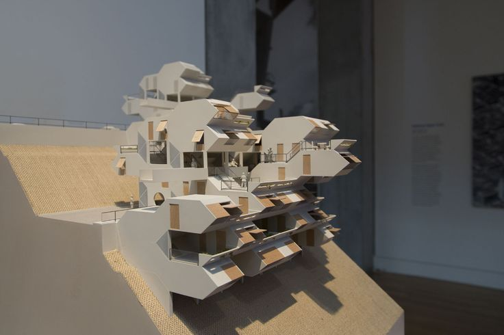 """""""Global Citizen: The Architecture of Moshe Safdie"""", Skirball Cultural Centre, Los Angeles"""
