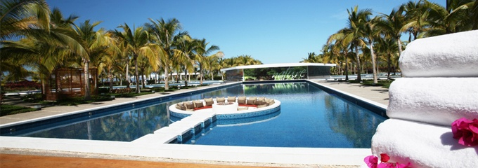 La Tranquila Punta Mita, Mexico. Saw on Ultimate Vacation. Looks awesome.