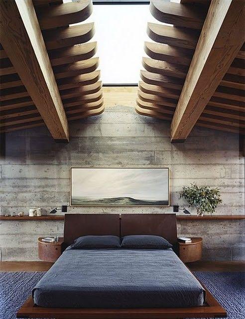 10 Amazing Masculine Bedroom Designs » Man Made DIY | Crafts for Men « Keywords: decor, bedroom, tour, modern