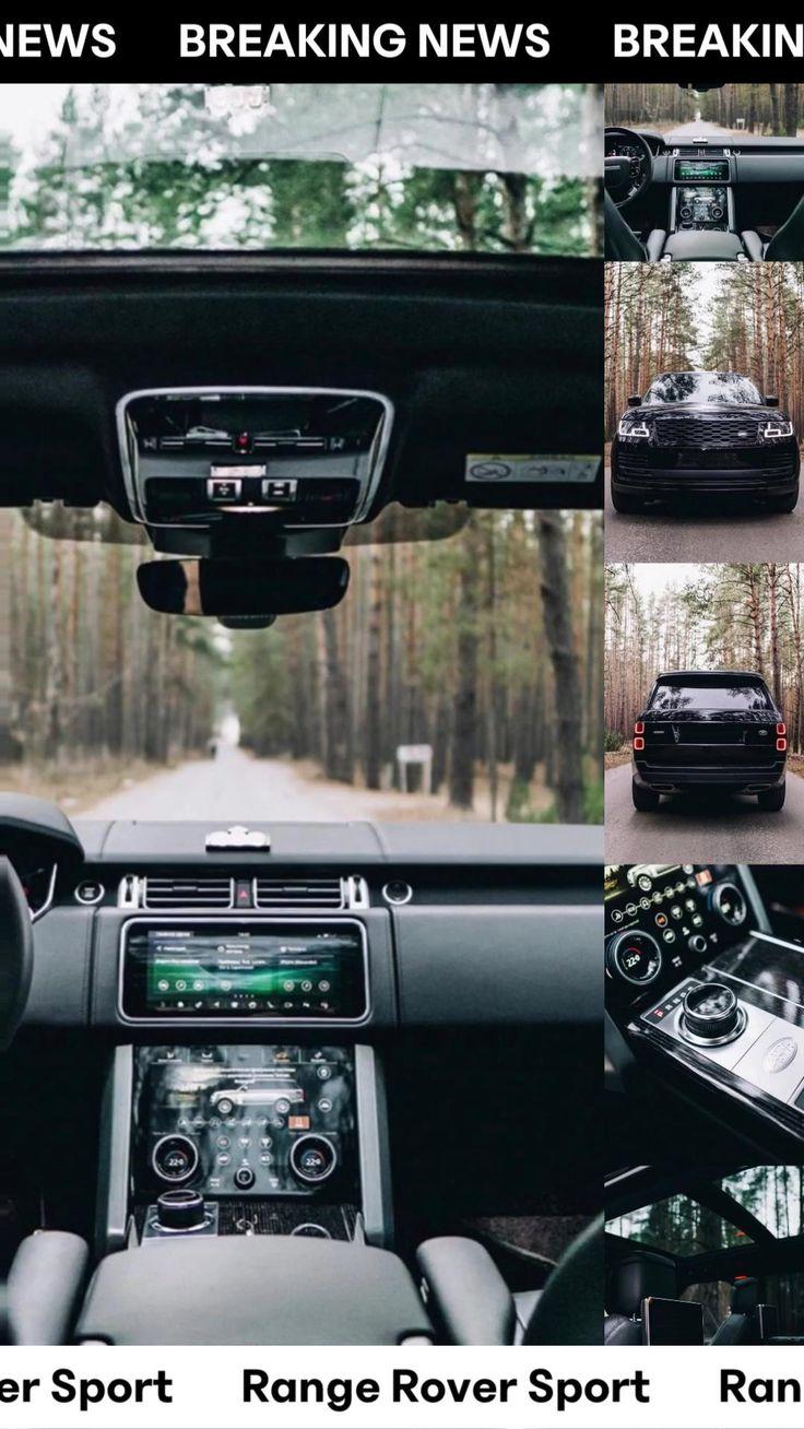 Range Rover Sport [Video] in 2020 Range rover, Land