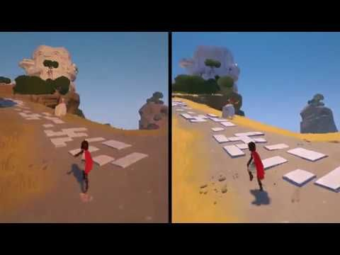 RiME for Nintendo Switch - Patch v1.0.2 vs. Original Comparison Video (Direct-Feed Switch Gameplay) http://bit.ly/2lnzap3 #nintendo