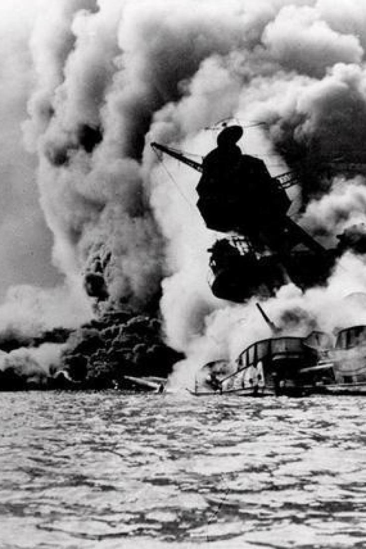 Angriff auf Pearl Harbor: Wie der 7. Dezember 1941 dem Zweiten Weltkrieg die entscheidende Wendung gab