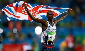 29 January - Sir Mo Farah calls Trump's travel ban 'ignorant and prejudiced' British Muslims join condemnation of US executive order relating to seven countries in Middle East and Africa