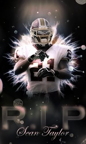Redskins Sean Taylor 21 Hail Yeah People That Are