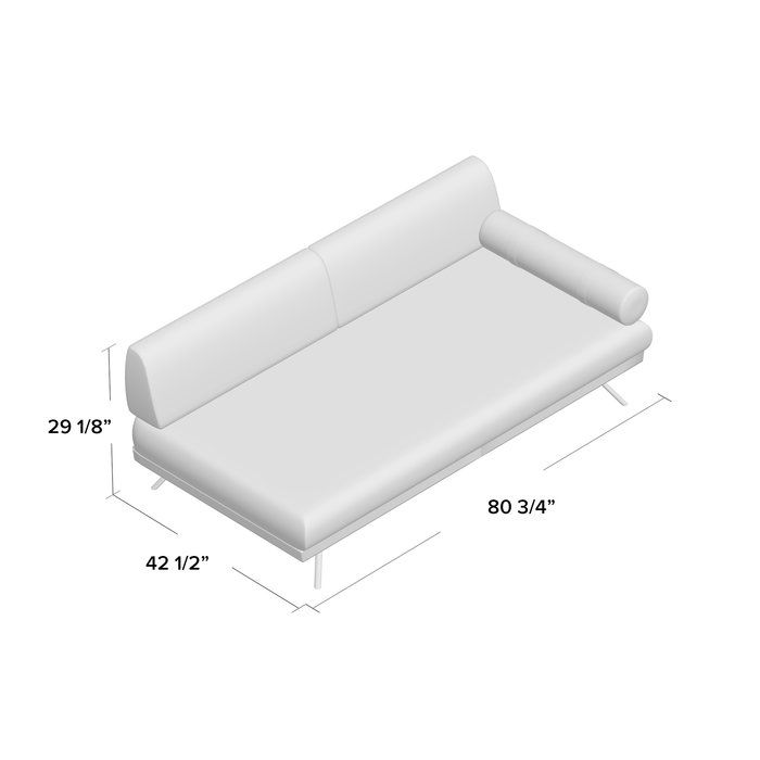 Simonne Modern Sofa Bed Lit Moderne Canape Lit Mobilier De Salon