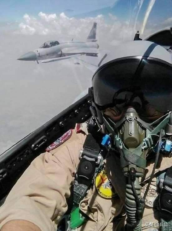 Saudi test Pilot flying JF-17 Thunder  🇵🇰🇸🇦 | AB,S❤Pak Army in