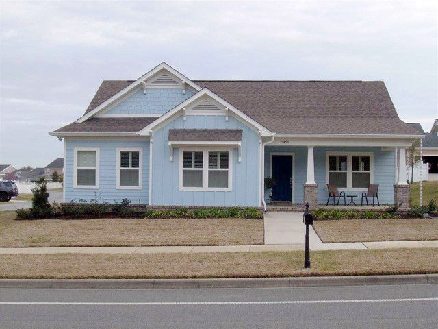 Detached Single Family Craftsman Traditional