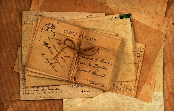 letters- A man approaches Astri on the ship and it turns out he handled many letters from her father from America. He tells Astri where the letters were sent from, so the girls can find him.