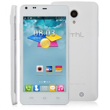 ThL T5 Smartphone Android 4.2 MTK6572W Dual Core 1.2GHz 3G GPS 4.7 Inch IPS Screen-------------------------------------72euro