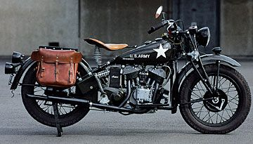 1941 Indian Model 741