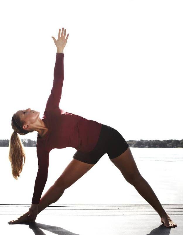 Les 5 postures de yoga qui brûlent le plus de calories