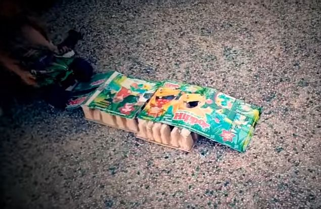 Make your own Monster Truck ramps, AU$5.00