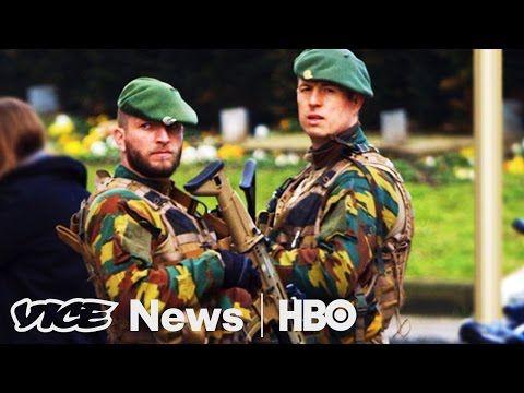VICE News: London Attack & Border Patrol Power: VICE News Tonight Full Episode (HBO)