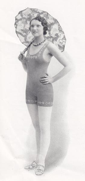 stickmönster 1920