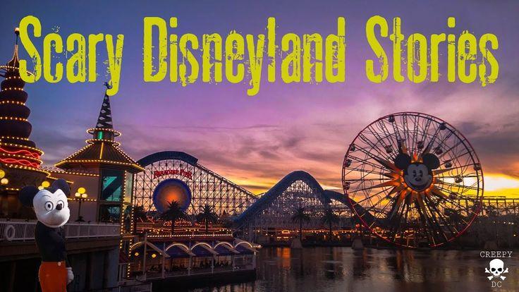 3 Scary Disneyland Stories (Featuring CREAP FREEK)