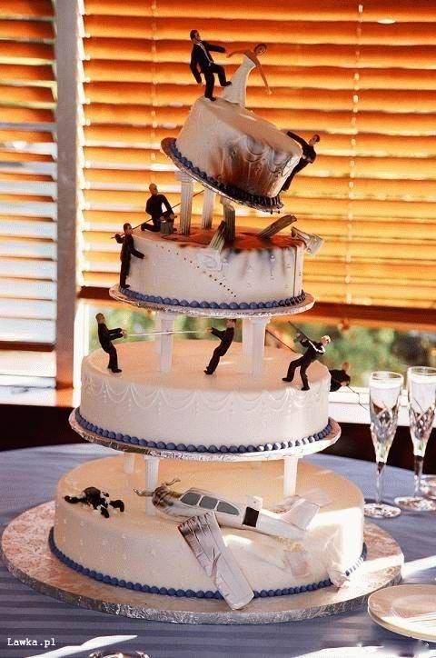 9 Best Wedding Movie Theme Godfather Images On Pinterest - Godfather Wedding Cake
