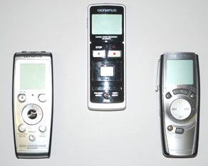 Ghost Hunting Equipment: Digital Recorders/Spirit Box