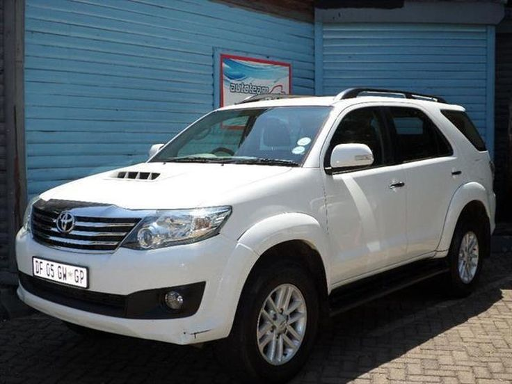 2014 Toyota Fortuner 2.5D-4D auto for sale