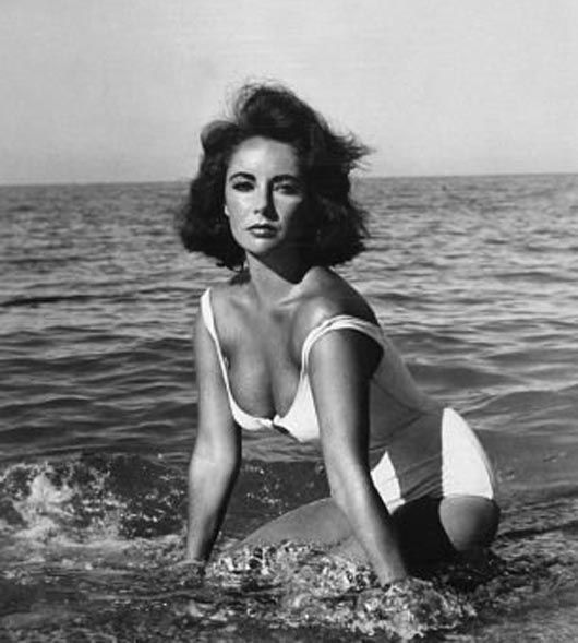 Elizabeth Taylor in 'Suddenly Last Summer' # http://thisrecording.com/today/2011/1/21/in-which-the-undoing-of-tennessee-williams-is-now-completed.html