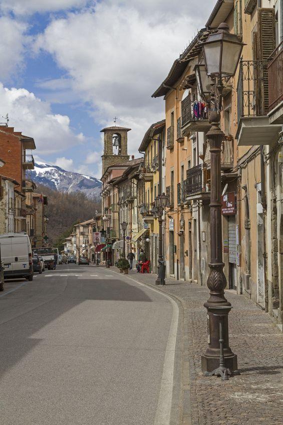 Amatrice, Olaszország