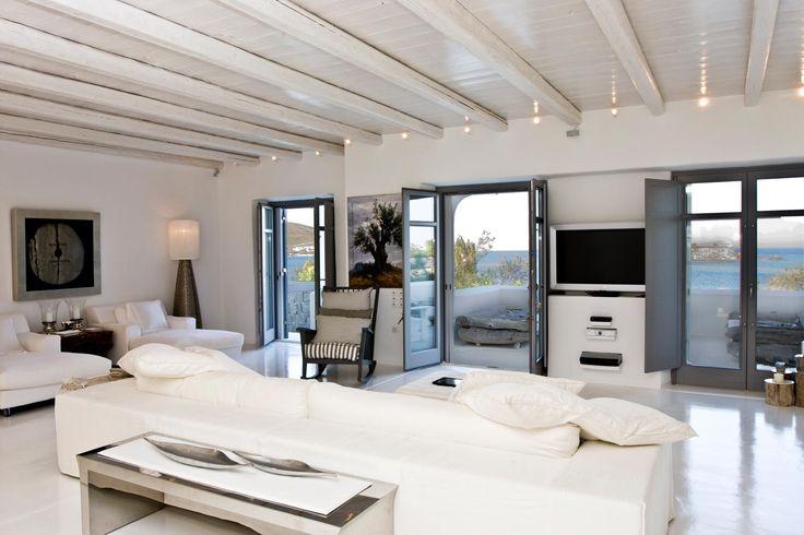 Villa Florencia, Luxury Villa Rentals in Syros Greece | White Key