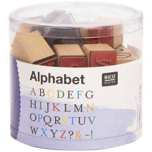 Kit de tampons - ABC