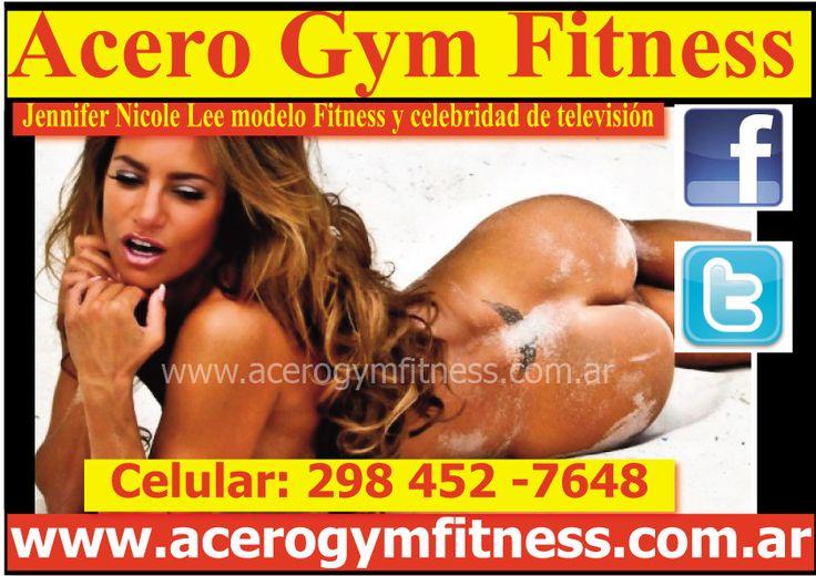 Jennifer Nicole Lee modelo Fitness - acerogymfitness.c...
