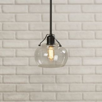<strong>Trent Austin Design</strong> Wabanaki 1 Light Mini Pendant