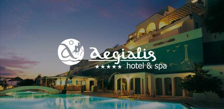 Το Aegialis Hotel & Spa ζητά να προσλάβει Υπάλληλο Υποδοχής