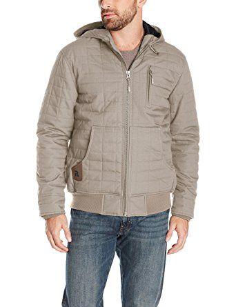 32de165e Wrangler Riggs Workwear Men's Tradesman Hooded Jacket Review | Work ...