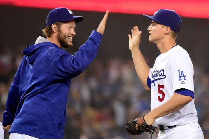 Corey Seager Clayton Kershaw Kenley Jansen named NL All-Stars