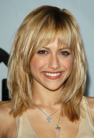 Brittany Murphy, I can still hear that voice of hers. She was promising actress and singer. She died from a fatal combination of prescription drugs, pneumonia and iron deficiency. November 10, 1977 - December 20, 2009