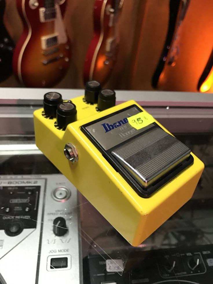 Ibanez Flanger pedal 80'