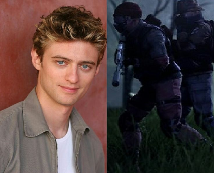 Crispin Freeman as Brooks was Umbrella Biohazard Countermeasure Service Squad B, Charlie Mercenary in digital World. He was U.S. Army in United States. Ed Anderson and Mikhail Victor hired him to be part of umbrella mercenary Squad B, Charlie Mercenary. In September 18, He killed Tex the Umbrella Security Services. He was killed by Bertha in digital world.