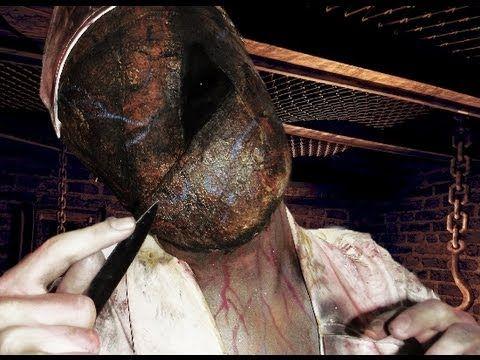 Silent Hill Nurse - Makeup Tutorial!