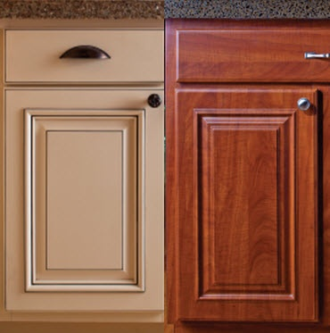 25 best cabinet refacing images on pinterest cabinet for Cabinet refacing price range