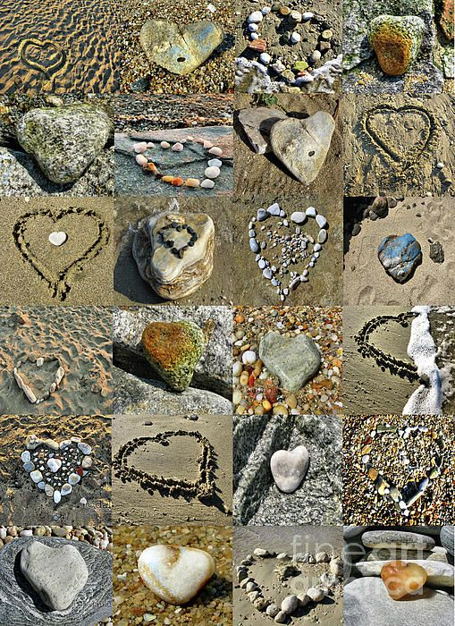 Awesome Hearts Found In Nature - Valentine S Day