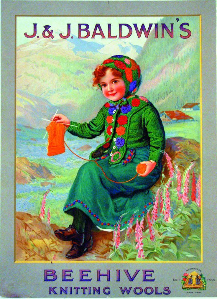 Vintage Knitting Images 16