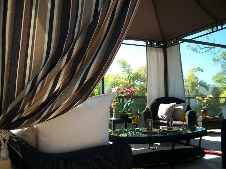 Outdoor Curtain Ideas | Related Post From Various Style Of The Outdoor Patio  Curtain Ideas