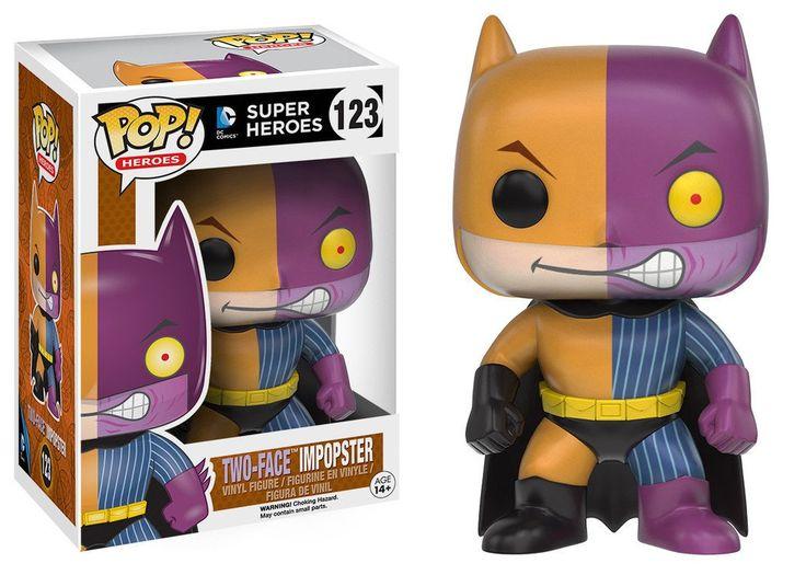 Funko Pop Batman Impopster Two-Face Vinyl Figure