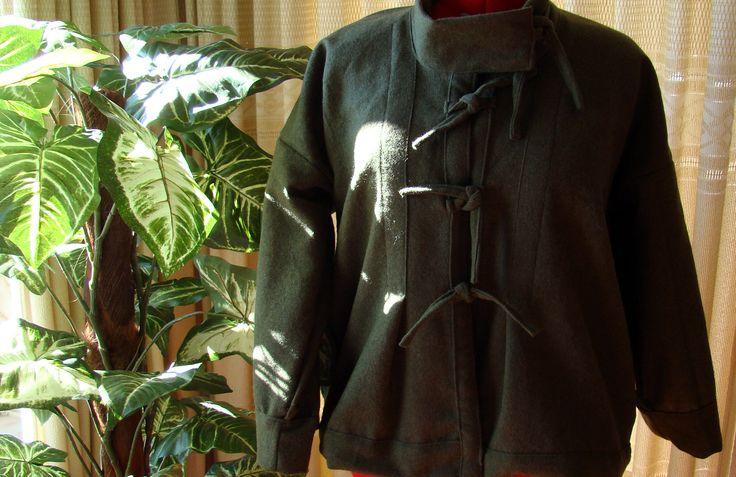 Lisbon Green Coat
