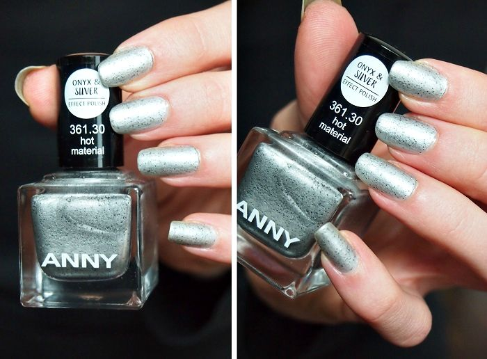 ANNY hot material onyx silver
