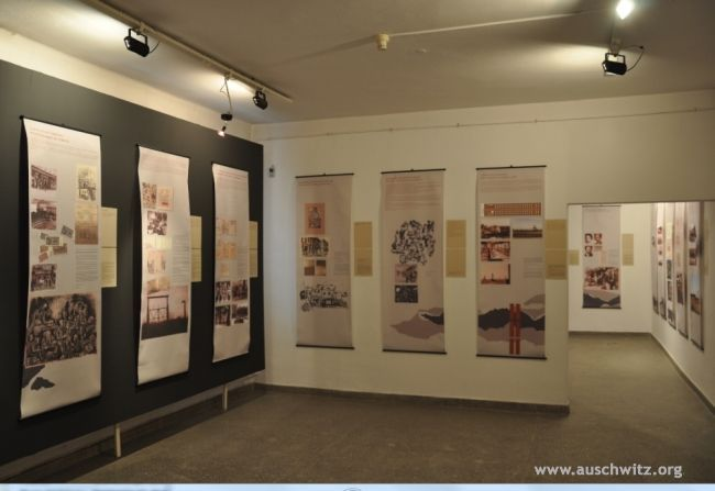 The temporary exhibition at the Auschwitz Memorial is devoted to the history of the ghetto established by the Nazis in the Czech Terezin (Theresienstadt) and the fate of Jews deported from Terezin to the German Nazi concentration and extermination camp of Auschwitz. It can be seen until Oct 4 in the temporary exhibition hall located in block 12 at the Museum.