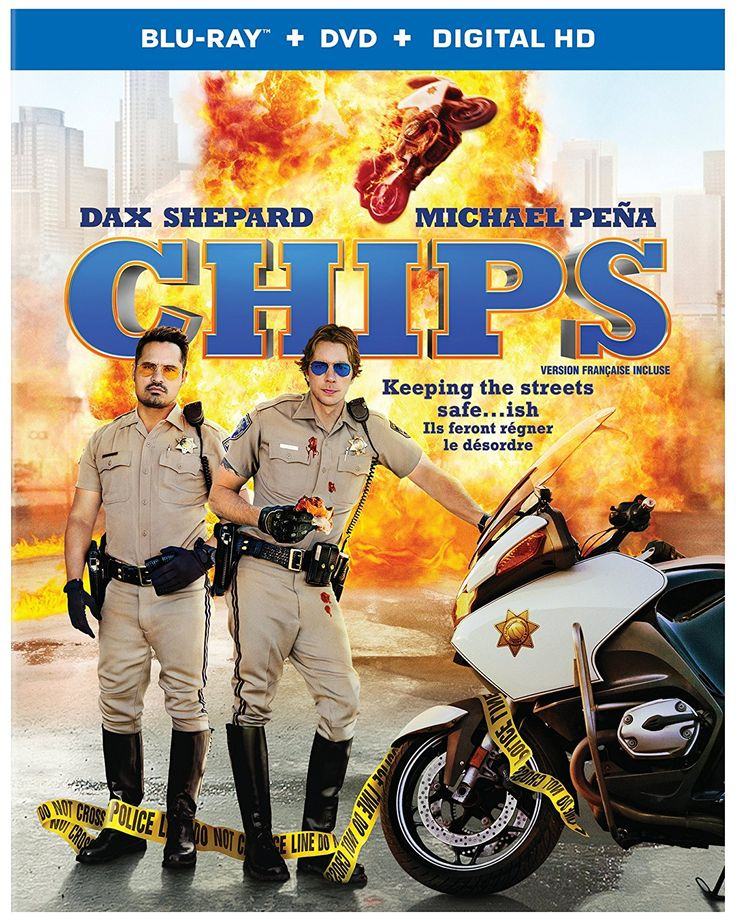 Chips Movie Trailer - YouTube