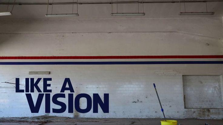 LIKE A VISION - Mr Thoms alias Diego della Posta