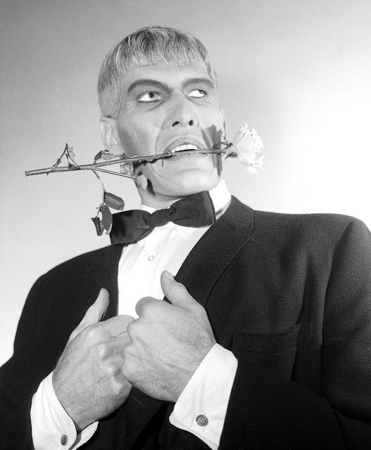 "Pop Culture Safari!: Pics: Ted Cassidy aka Lurch of ""The Addams Family""..."