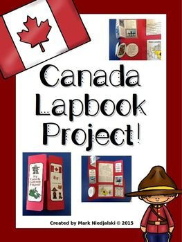 Canada Lapbook Project